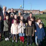 Graham Stuart MP meeting school council